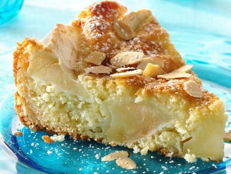 Torta di Mele e Mandorle (senza zucchero, senza latte, senza glutine)