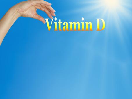 Vitamina D: La Vitamina del Sole. Benefici, fonti naturali, sintomi di carenza e come risolverla