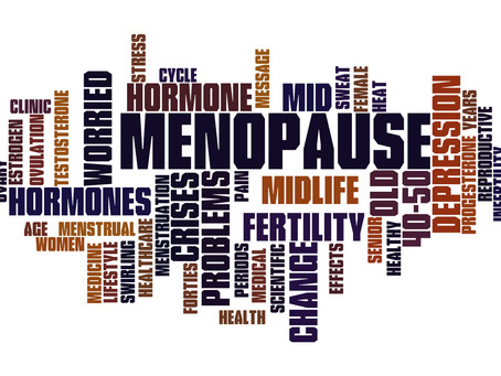 Menopause: what is it and how to cope  with the symptoms brilliantly