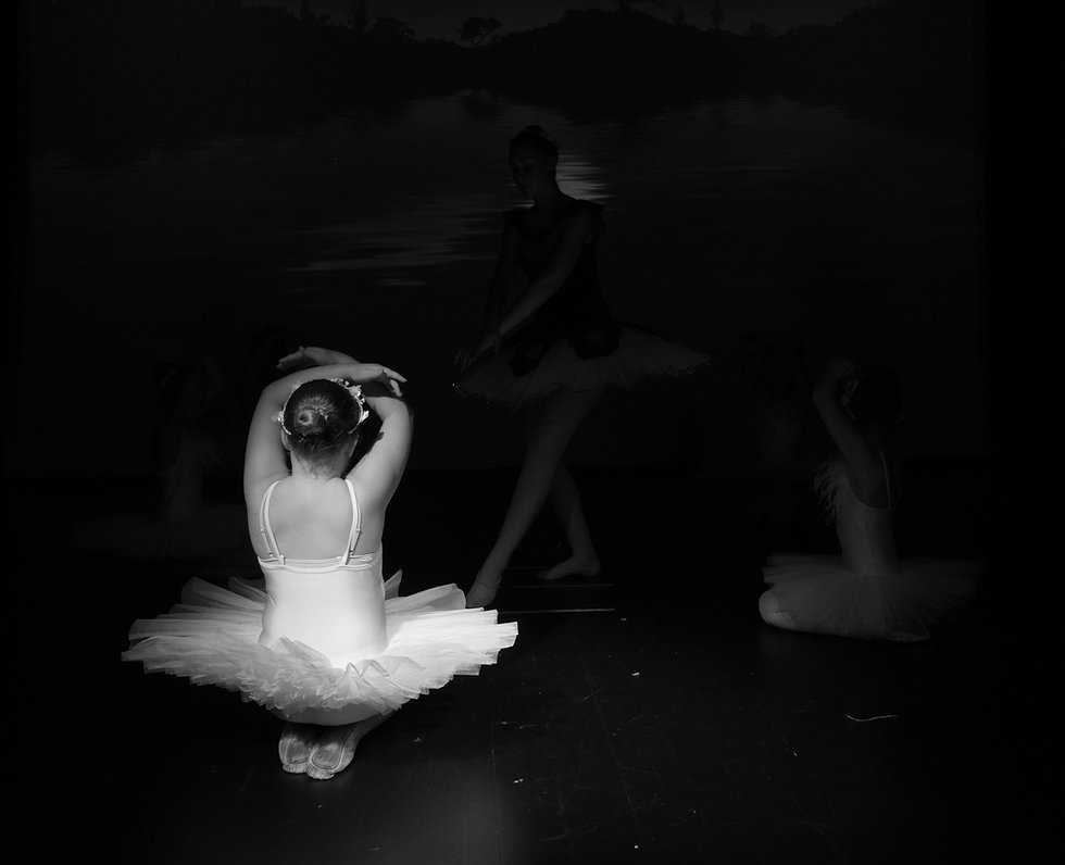 Swan Lake ballet tutu dance academy sevenoaks