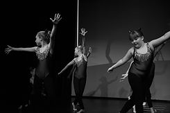 ISTD Modern  dance academy sevenoaks