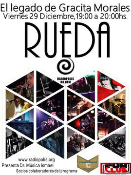 Podcast: RUEDA en Radiópolis