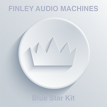 FAM Blue Star Kit Drum Samples