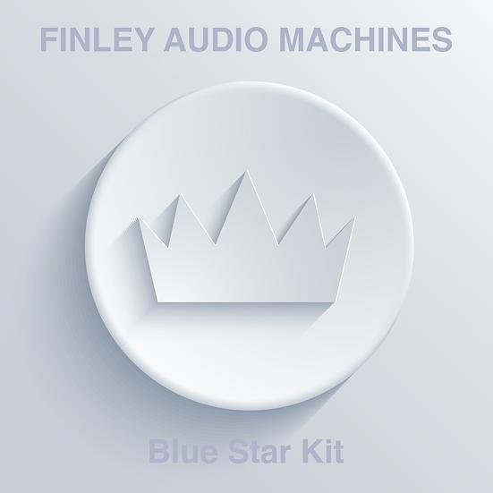 FAM Blue Star Kit Drum Samples