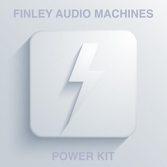 FAM Power Kit Drum Samples