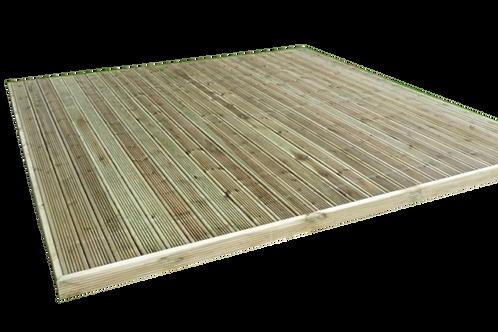 Treated Decking Kit (3.6m x 3.6m)
