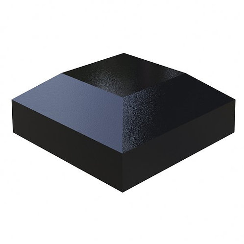 Aluminium Post Cap 50 x 50mm for Posts Powder Coated