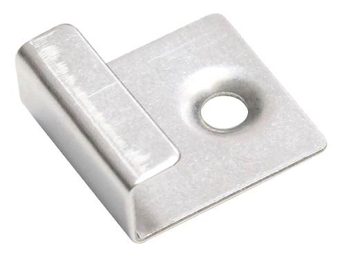 Stainless Steel Starter Clips & Screws (20 Pack)