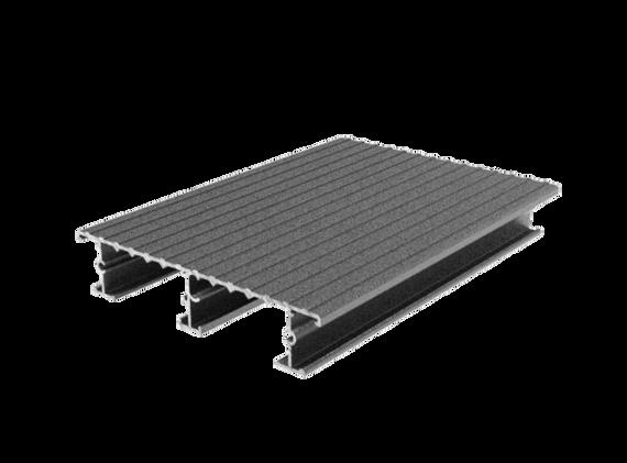 548 AL13 Deck - Matt Anthracite