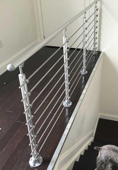 Aluminum Balustrade Set