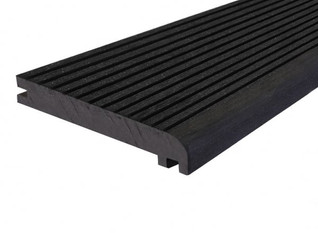 548 Contract Plus Finishing Board - Carbon