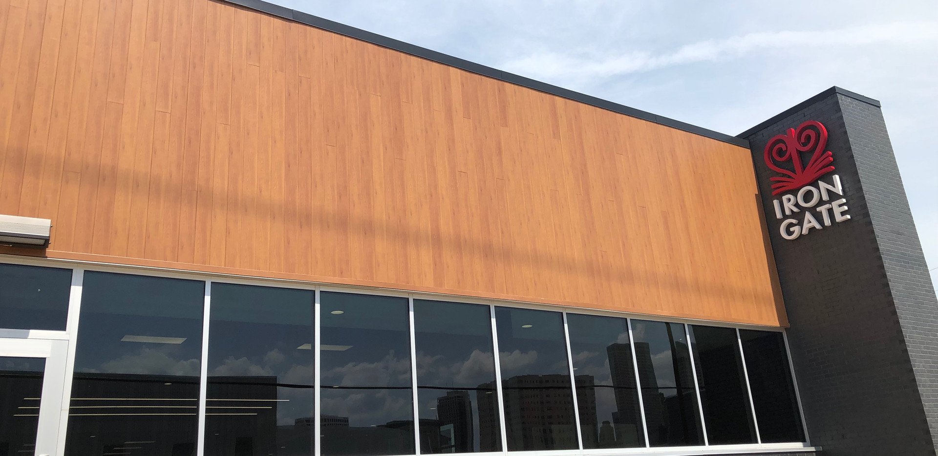 Commerical Cladding