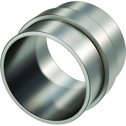 In Line Connector for 50mm tube Anodised Aluminium