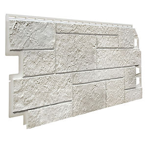 Sandstone Beige Brick Plastic Cladding