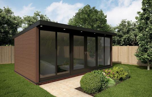 Luxe Garden Room