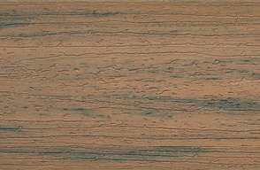 Trex enhance toasted sand decking