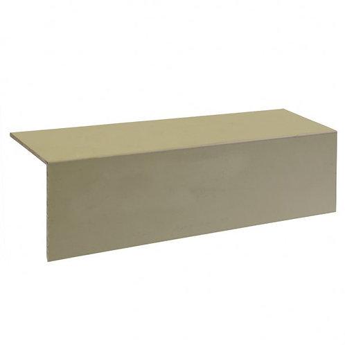 AL13 Aluminium Deck Trim Sage