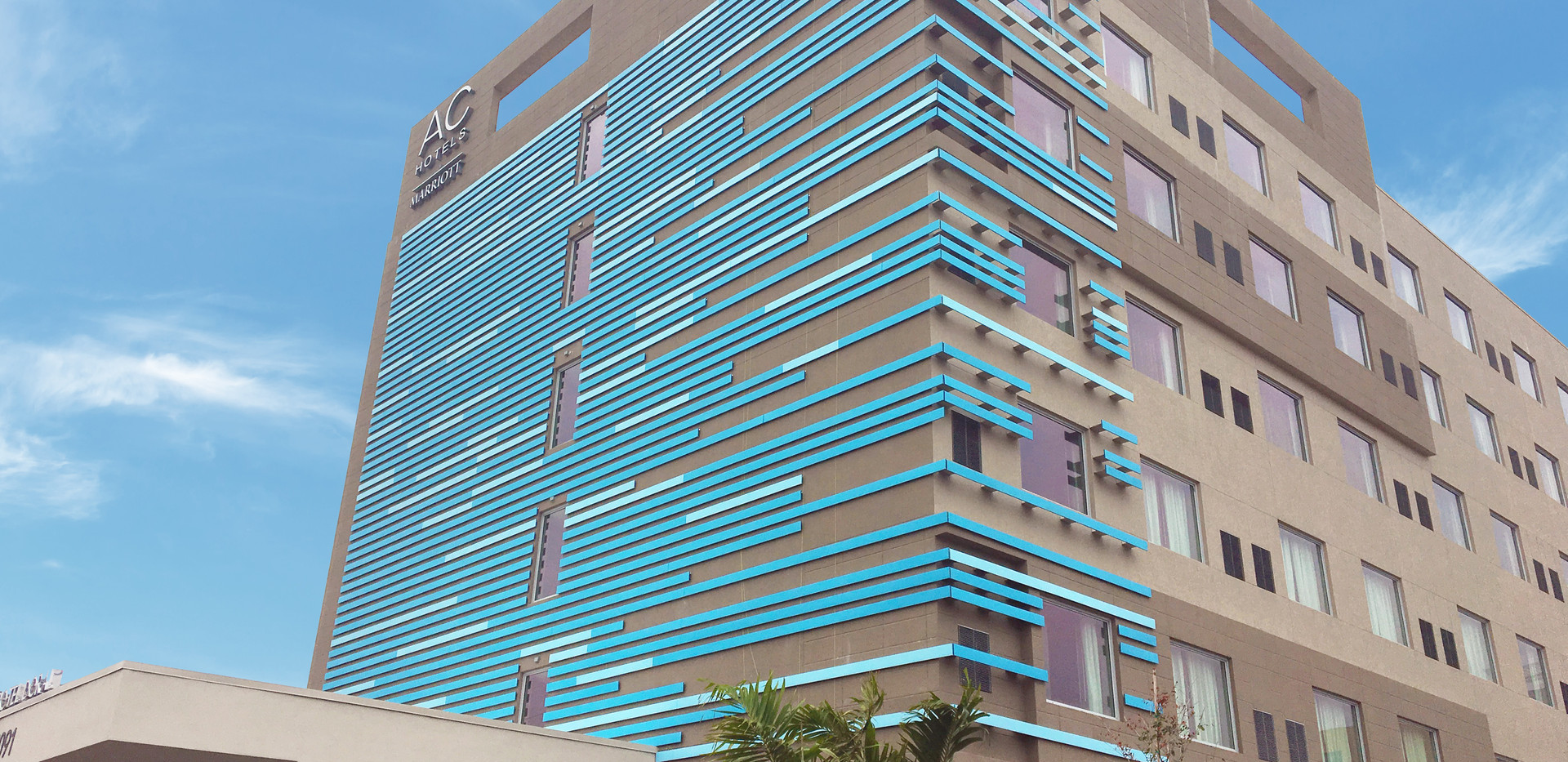 Marriot Cladding