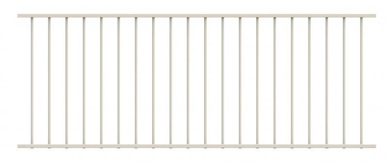 Railing Panel White