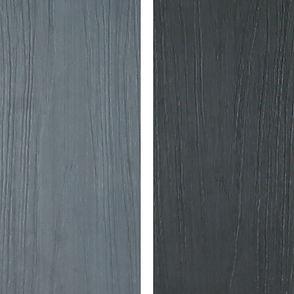 548 Prestige moonstone and slate deck boards