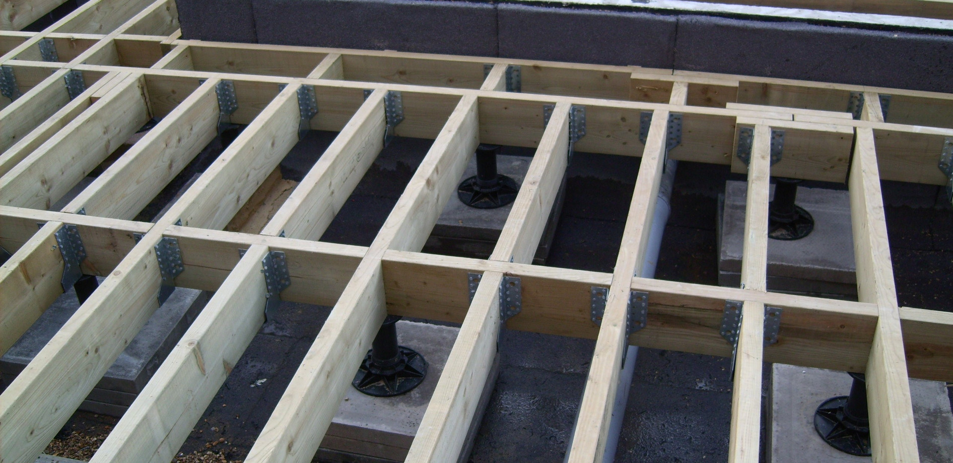 Timber Subframe