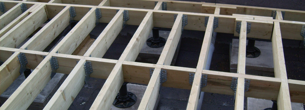 Timber Subframe