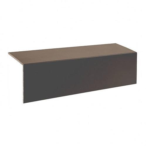 AL13 Aluminium Deck Trim Grey