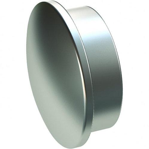 End Cap for 50mm tube Anodised Aluminium