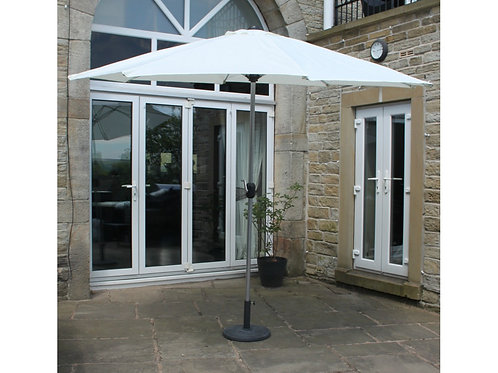Parasol 3M with Aluminum Frame With or Without Base