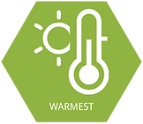 Warmest Icon