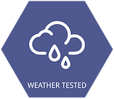 Weather Tested Icon