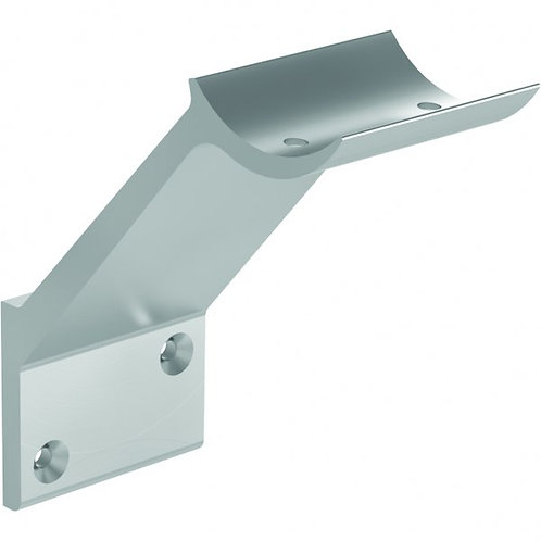 Handrail Bracket for 50mm tube Anodised Aluminium