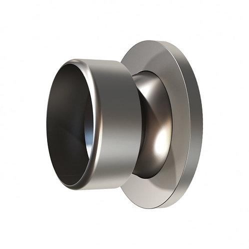 Adjustable Wall Bracket for 50mm tube Anodised Aluminium