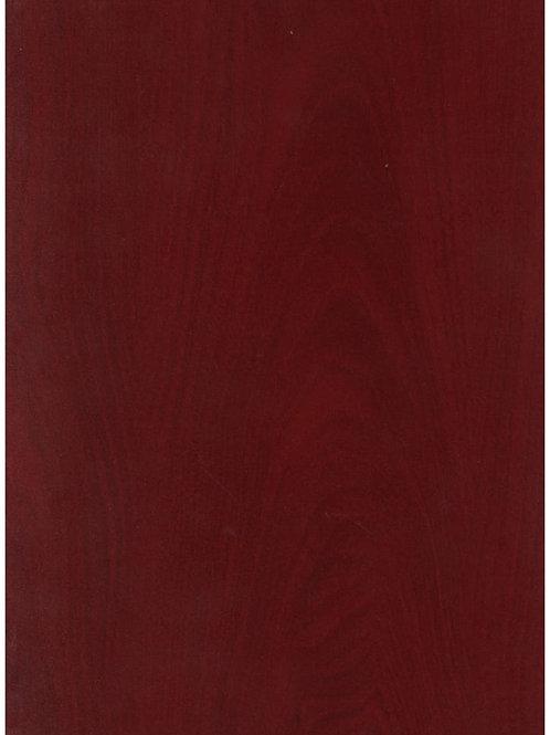 Red Woodgrain Shade