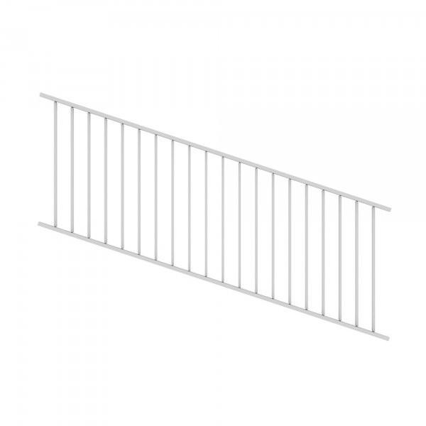 Fortitude Adjustable Railing White
