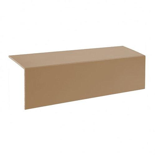 AL13 Aluminium Deck Trim Sand