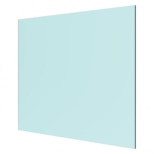 10mm Clear Float Toughened Glass Panel 1010mm x 1174mm for 548 Magia No Handrail