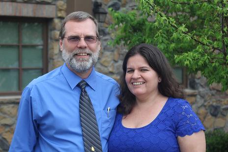 Thomas Morrow and Amy Morrow