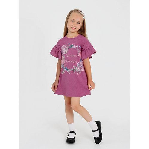 Платье ИПЛ-458/4 Веринея-4,Малиновый
