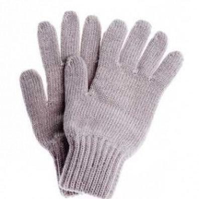А31101-14 Одинарные перчатки для детей, серый