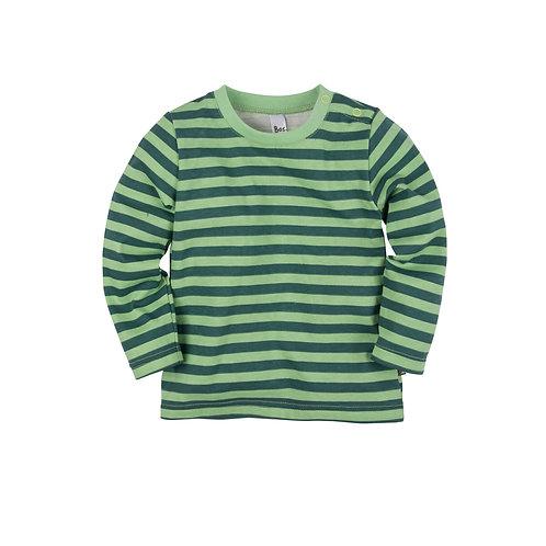 557Б-181 Джемпер ДМ Зеленая полоска