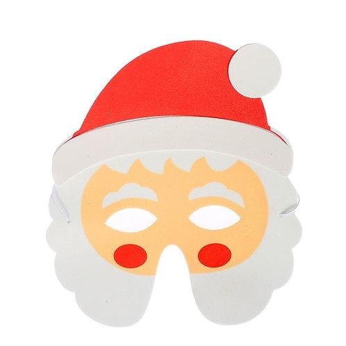 "Маска карнавал. ""Дед Мороз"" 771-069 пвх"