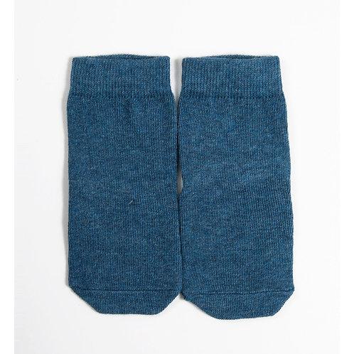 Носки, св.джинсовый меланж