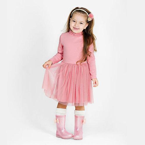 153З20-227  Платье  для девочки
