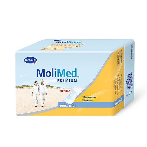 Прокладки урологические MoliMed Midi,14 шт.