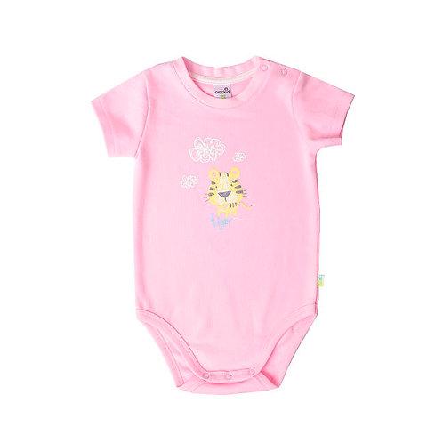 Боди Crockid 6091/розовый