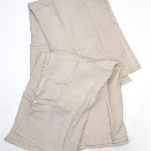 Муслиновая  пеленка  90*120,
