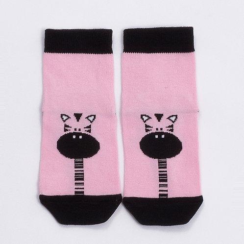 Носки, св.розовый