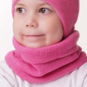 Снуд детский Успех, яр. розовый