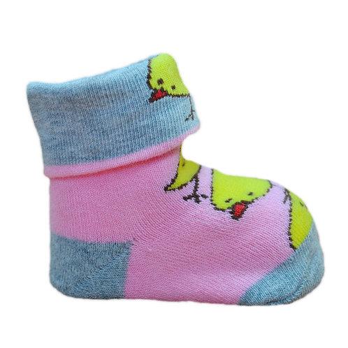 С567 Носки махровые для девочки